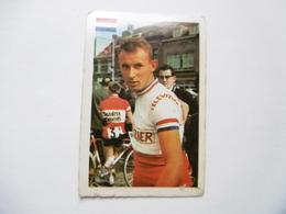 19D - Chromo Cyclisme équipe Televizier Pays Bas Holland Rik Wouters Baarle Hertog - Trade Cards