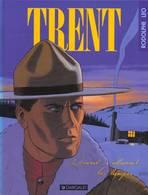 TRENT  T 03  Quand S'allument Les Lampes  EO BE DARGAUD 06/1993 Rodolphe Léo (BI1) - Trent