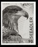 """AUSTRIA/Österreich EUROPA 2019"""" """"National Birds"""" 1v**ND - 2019"""