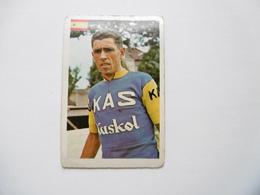 19D - Chromo Cyclisme équipe Kas Spain Espagne Joachim Galera Granada - Trade Cards