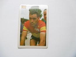 19D - Chromo Cyclisme équipe Kas Spain Espagne Antonio Gomez Del Moral Cabra - Trade Cards