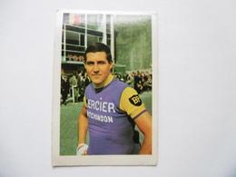 19D - Chromo Cyclisme équipe Mercier Belgique Belgie Victor Van Schil Nijlen - Trade Cards
