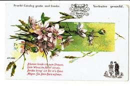 CPA - Carte Postale-Belgique -Un Bouquet De Fleurs-1907 VM4658 - Flowers