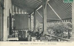 Le Touquet - Paris Plage - Hotel Régina - Les Terrasses - Le Touquet