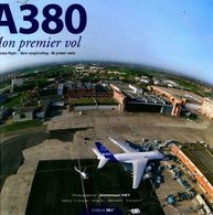 A380, Mon Premier Vol De Dominique Viet (2005) - Books, Magazines, Comics