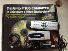 DIGICOM DVBT TV DIGITALE TERRESTRE G5 Utenti Esperti - Scienze & Tecnica