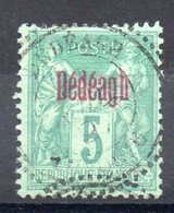 DEDEAGH - YT N° 1 - Cote: 15,00 € - Used Stamps