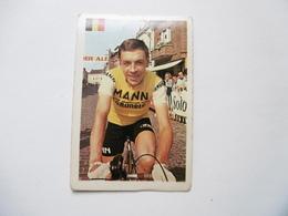 19D - Chromo Cyclisme équipe Mann Belgique Belgie Herman Van Springel Ranst - Trade Cards