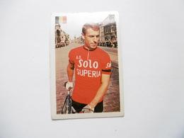 19D - Chromo Cyclisme équipe Solo Supéria  Belgique Belgie Rik Van Looy Grobbendonk - Trade Cards