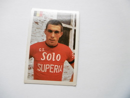 19D - Chromo Cyclisme équipe Solo Supéria  Belgique Belgie Patrick Sercu Roeselare Roulers - Trade Cards