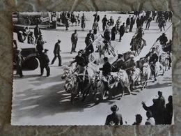 CAMARGUE ABRIVADO ARRIVEE DE TOROS TAUREAUX DANS LES RUES CLICHE VIOLET SAINT GILLES - Provence-Alpes-Côte D'Azur