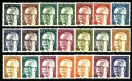 Alemania Federal Nº 505/17 En Nuevo - [7] República Federal