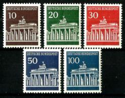 Alemania Federal Nº 368/71A En Nuevo - [7] República Federal