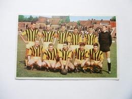 19D - Carte Postale Chromo Ets Dagneaux Lodelinsart Football Berchem Sport 62-63 - Trade Cards