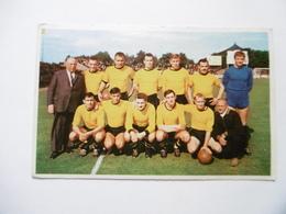 19D - Carte Postale Chromo Ets Dagneaux Lodelinsart Football Waterschei Thor Thoring Waterschei 62-63 - Trade Cards