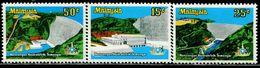BO0169 Malaysia 1979 Hydropower Station Dam 3V MNH - Malaysia (1964-...)