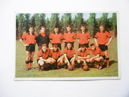 19D - Carte Postale Chromo Ets Dagneaux Lodelinsart Football FC Beringen 62-63 - Trade Cards