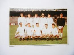19D - Carte Postale Chromo Ets Dagneaux Lodelinsart Football Beerschot A C 62-63 - Trade Cards