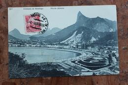 RIO DE JANEIRO - ENSEADA DE BOTAFOGO (BRESIL) - Rio De Janeiro