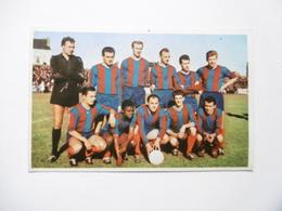 19D - Carte Postale Chromo Ets Dagneaux Lodelinsart Football FC Liégeois 62-63 - Trade Cards