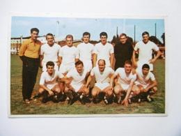 19D - Carte Postale Chromo Ets Dagneaux Lodelinsart Football SC Anderlecht 62-63 - Trade Cards