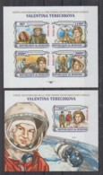 R926. Burundi - MNH - 2012 - Space - Spaceships - Valentina Terechkova - Imperf - Spazio