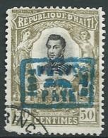 Haiti -  Yvert N° 83 A Oblitéré - Ah 30525 - Haiti