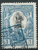 Haiti -  Yvert N° 79 A Oblitéré - Ah 30529 - Haiti