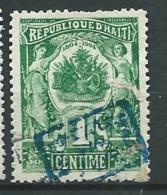 Haiti -  Yvert N° 77 A Oblitéré - Ah 30530 - Haiti