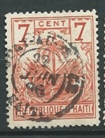 Haiti -  Yvert N° 31 Oblitéré - Ah 30532 - Haiti
