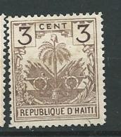 Haiti -  Yvert N° 35 Oblitéré - Ah 30534 - Haiti