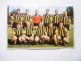 19D - Carte Postale Chromo Ets Dagneaux Lodelinsart Football Liers Sk Sport 62-63 Decolée Mais Sans Manque - Trade Cards
