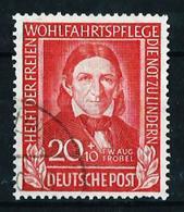 Alemania Federal Nº 5 USADO - [7] Federal Republic