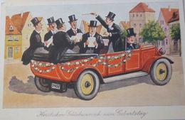 """""""Geburtstag, Auto, Männer, Chor"""" 1958 ♥  - Geburtstag"""