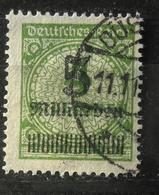 DR Mi. 333AP Gestempelt (527) - Germania
