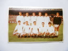 19D - Carte Postale Chromo Ets Dagneaux Lodelinsart Football Beerschot AC 62-63 Decolée Mais Sans Manque - Trade Cards