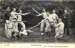 Belgique - Camp De Beverloo - Régt Des Chasseurs à Cheval - Drames D' Amour - Leopoldsburg (Camp De Beverloo)