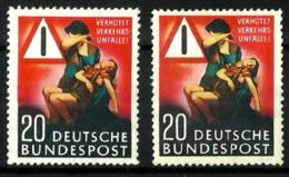 Alemania Federal Nº 48 En Nuevo - [7] República Federal
