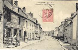 SAINT-HERME - Grand'rue - Ets Goulet-Turpin  Succursale N°136 - Autres Communes