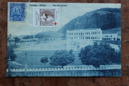 RIO DE JANEIRO - COLLEGIO MILITAR (BRESIL) - Rio De Janeiro