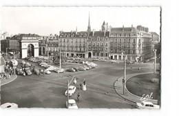 21 Dijon Place Darcy Et Porte Guillaume Vieille Voiture Auto Citroen DS CPSM PF Edit Estel 6602 Photo - Dijon
