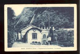 DOMÈNE - ISÈRE - PAPETERIE DU DOMÉON - LA CASCADE - N° 5457 - Grenoble