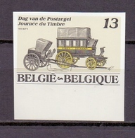 2322 DAG VAN DE POSTZEGEL  ONGETAND POSTFRIS** 1989 - Belgique