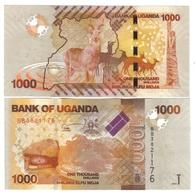 Uganda 1000 Shillings 2010 Unc   LOTTO 2655 - Uganda