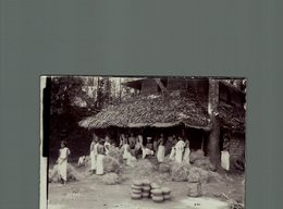 INDIA INDE ASIA    +- 15* 11CMFonds Victor FORBIN (1864-1947) - Lugares