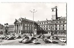 21 Dijon Place Armes Palais Ducs Vieille Voiture Auto Citroen 2cv Chevaux CPSM PF Edit Estel 689 Photo - Dijon