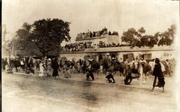 INDE INDIA JAIPUR WAITING FOR THE PRINCE +- 16* 11CMFonds Victor FORBIN (1864-1947) - Lugares