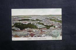 PORTUGAL - Affranchissement De Santarem Sur Carte Postale Pour La France En 1906 - L 35039 - Lettres & Documents