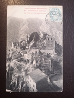 CPA (66) ST MARTIN DU CANIGOU. LA TOUR DE L'ANCIENNE ABBAYE. (h) - France
