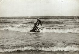 INDE INDIA Chennai MADRAS FISHERMAN +- 16* 12CMFonds Victor FORBIN (1864-1947) - Lieux